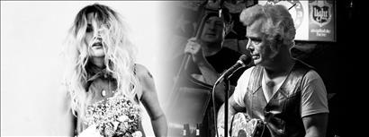 Elizabeth Cook and Dale Watson