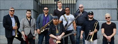 Marc Broussard & His Band with guest Kristopher James