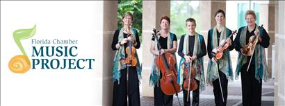 Florida Chamber Music Project presents Webern & Schubert
