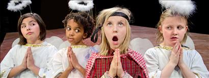 Apex Theatre presents 'The Best Christmas Pageant Ever' Saturday Evening Performance