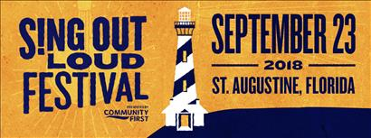 Sing Out Loud Festival presents Leftover Salmon, The Commonheart and SUSTO