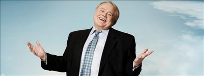 Louie Anderson with guest Myke Herlihy