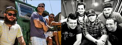 St. Pauli and X102.9 present Pepper and Less Than Jake with guests The Attack and The Bunny Gang