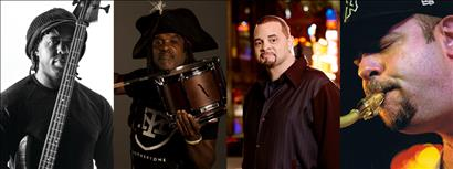 Victor Wooten Band with guest Sinbad