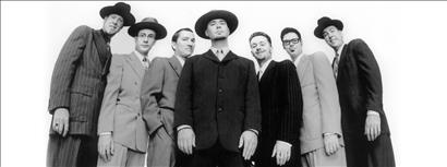 Big Bad Voodoo Daddy with guests Toots Lorraine and The Traffic