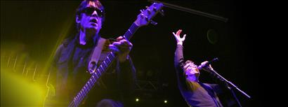 The Psychedelic Furs with guest My Jerusalem