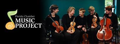 Florida Chamber Music Project Presents: Arturo Marquez & Johannes Brahms