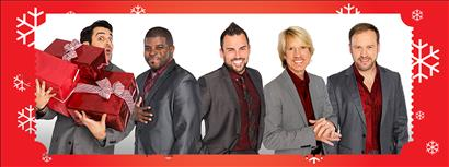 Rockapella: A Rockapella Holiday <br> Holiday Ticket Offer