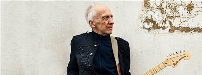 Robin Trower with guest Katy Guillen & The Girls