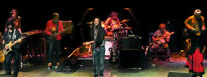 The Wailers with guest Zander