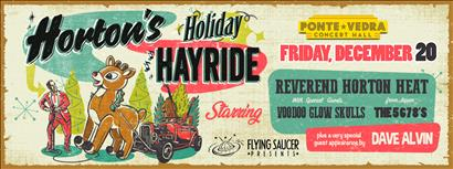 Horton's Holiday Hayride feat. The Reverend Horton Heat