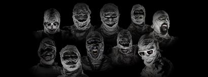 """Here Come the Mummies """"The Wicked Never Rest Tour"""" with guest Honey Hounds"""